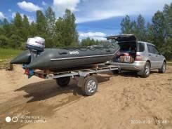 Продам лодку BRIG-B380