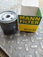 Фильтр масляный MANN Filter W 712/83