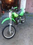 Kawasaki KX 80, 1988