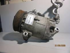 Компрессор кондиционера HR16 на Nissan Qashqai 2008 года 92600JD000