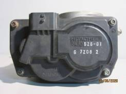 Заслонка дроссельная электрическая на Nissan Qashqai 2008 г. HR16DE