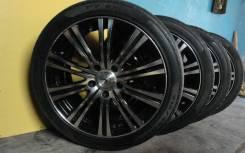 Продам Стильные Редкие колёса Weds Leonis+Лето 215/45R17 Toyota, Honda