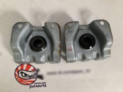 Крепления основного радиатора нижние Subaru Legacy BP5 #1,2