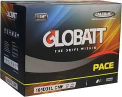 Аккумулятор Globatt 105D31L 90 А/ч (От 4530 руб! )