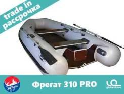 Надувная лодка Фрегат 310 Pro пайолы
