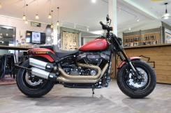 Harley-Davidson Fat Bob, 2019