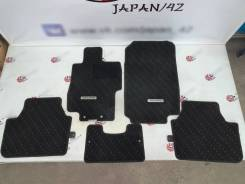 """Комплект ковров (черный) """"праворукий"""" Honda Accord CL9 #8"""