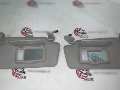 Солнцезащитные козырьки Subaru Legacy BP5 #2 2004