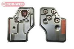 Фильтр АКПП с пробковой прокладкой поддона COB-WEB 111920