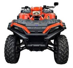 Расширители крыла квадроцикла Polaris Sportsman 850 / XP1000 с 2017г