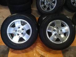 Диски + Шины R18 285/60 Dunlop Grandtrek AT22