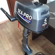 Лодочный мотор SEA-PRO T 5S Sea-Pro