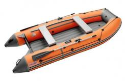 Моторная лодка ПВХ Roger Zefir 3500 LT (малокилевая)