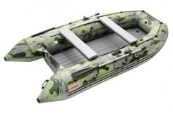 Моторная лодка ПВХ Roger Zefir 3700 Kam