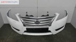Бампер передний Nissan Sentra 2012