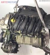 Двигатель Renault Scenic I 2003, 1.6 л, бензин (K4M708)