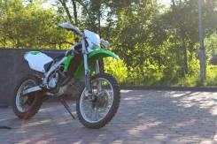 Kawasaki KLX 450R, 2013