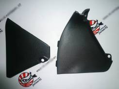 Накладки нижние на торпедо Honda Accord CL9 #2, #3