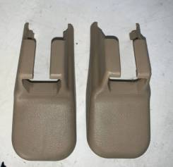 Накладки крепления передних сидений (бежевый) Honda Accord CL9 #7