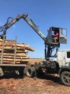 """Продам лесной гидроманипулятор СФ-85СТ """"Соломбалец"""" с кабиной"""