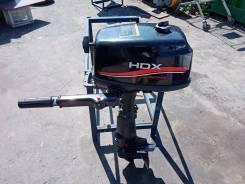 Лодочный мотор HDX TС 5 BM аналог мотора Yamaha