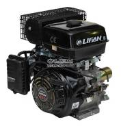 Двигатель Lifan 18,5 л. с. с катушкой 7А 192F-2D ЭЛ. Стартер вал 25 мм.