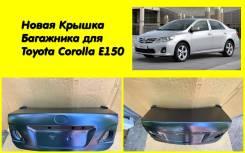 Крышка багажника Toyota Corolla E150
