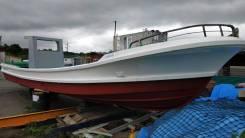 Шхуна лодка