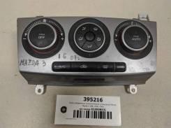Блок управления климат-контролем Mazda Mazda 3 (BK) 2002-2009 [K1900BS3L, BS3L61190E]