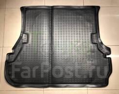 Модельный коврик в багажник для Toyota Land Cruiser 200 5 мест