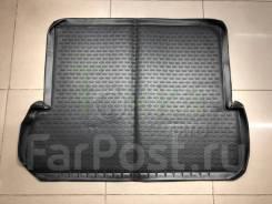Модельный коврик в багажник для Toyota LC Prado 150 2009-2013 7 мест