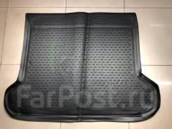 Модельный коврик в багажник для Toyota LC Prado 150 с 2013 7 мест