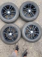 Фирменное чёрное литьё R17 Kelleners sport 5x120
