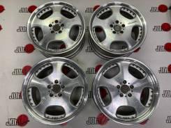 Разноширокие сборные диски Wald Duchatelet R19 8,5J 9,5J