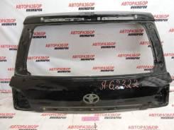 Дверь багажника Toyota Land Cruiser J200 2007-2015 [6700560D11]