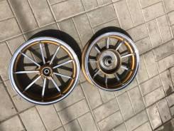 Литые диски на мопед (скутер) Yamaha r10