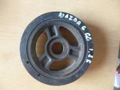 Шкив коленвала для Mazda 6 (GH) 2007-2013; Mazda 6 (GG) 2002-2007
