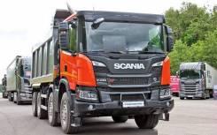 В разбор по запчастям Scania самосвал 8х4 2018 г. в 6 серия