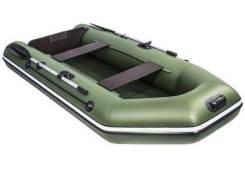 Лодка ПВХ Аква 2800 (цвет зеленый)
