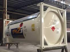 Танк-контейнер T50 новый 24,7 м3 для СУГ