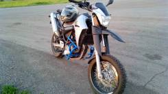 Yamaha XT 660 Tenere, 2004