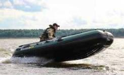 Лодка Solar-350 с мотором Yamaha 9.9GMHS(15) новые в упаковке