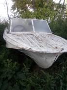 Продам моторную лодку Казанка-5
