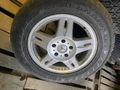 Комплект колес на Мерседес Гелендваген W463