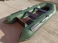 Лодка надувная ПВХ Hunter 320 LK Hunterboat