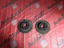 Тормозной диск задний левый правый Mazda 3 BM