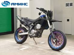 Мотоцикл Kawasaki D-Tracker 250 на заказ из Японии без пробега по РФ, 2001