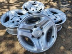Литье диски Toyota оригинальные 16 6/139.7