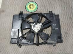 Диффузор с электровентилятором Nissan Tiida C11 -20% на установку