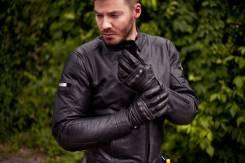 Куртка кожаная Shima Hunter+ Black